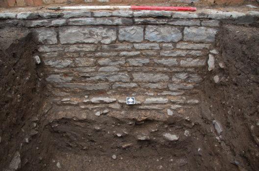 England Medieval Wall