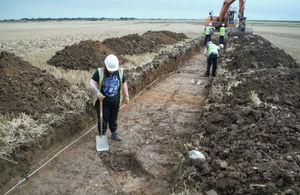 England tidal settlements