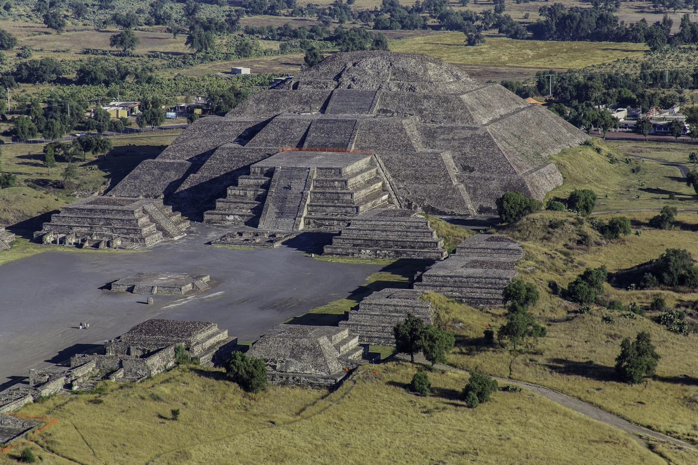 Mesoamerica city planning