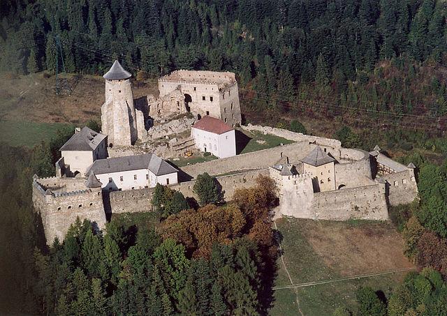 Slovakia Stará Lubovña Castle