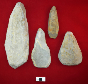 Wales stone tools