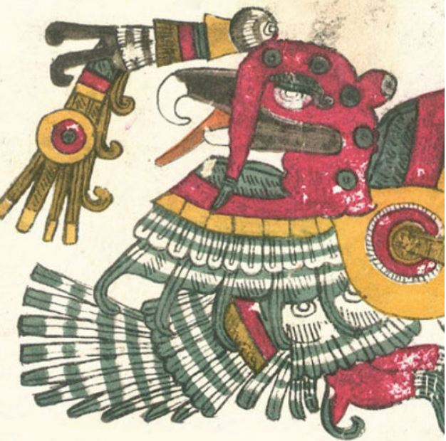 Mesoamerica domesticated turkeys