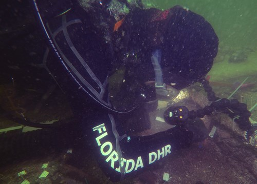 Florida underwater burials