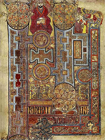 Ireland Book of Kells