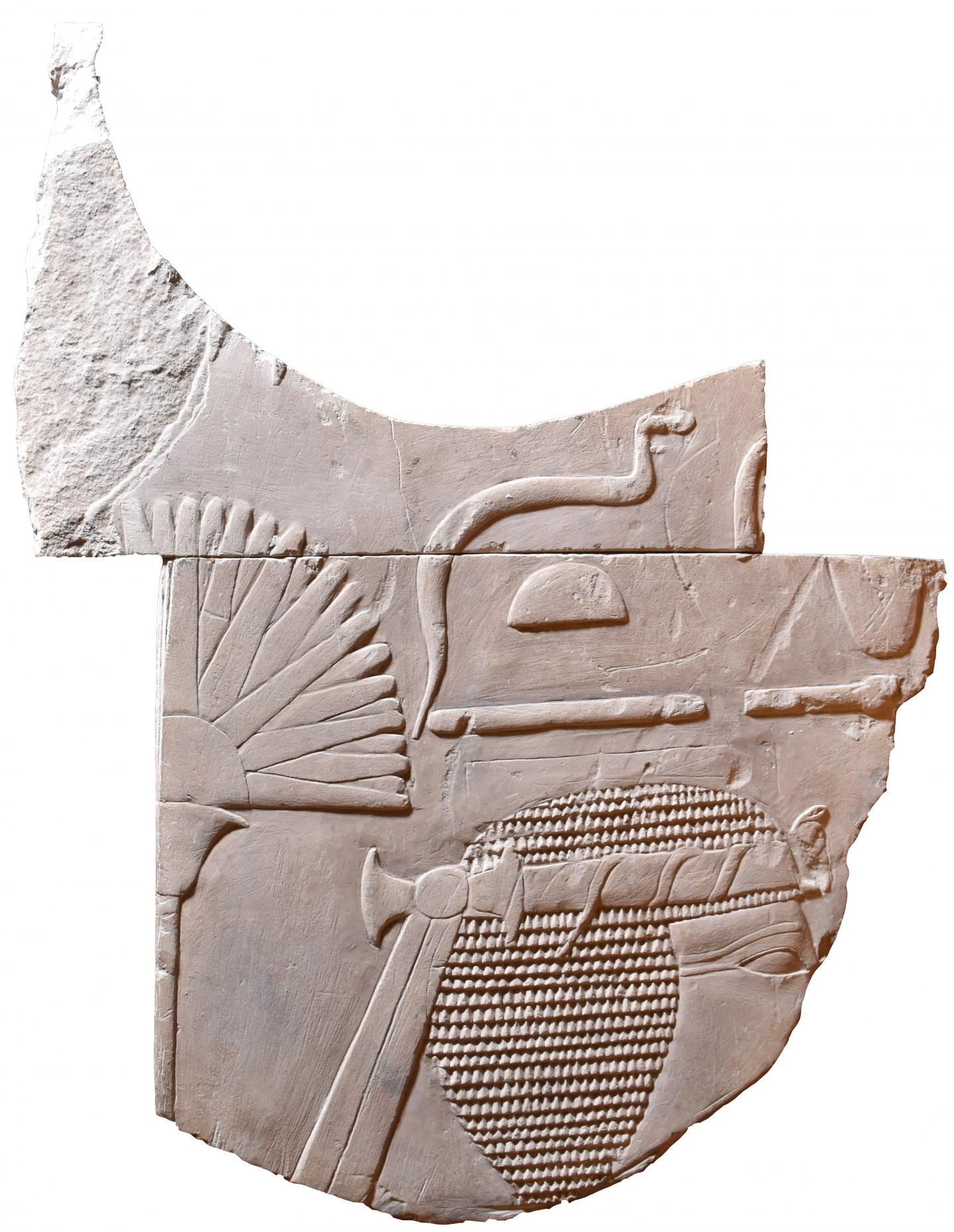 Hatshepsut sculpted relief