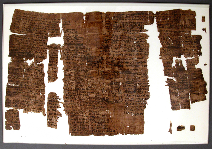 Egyptian Papyrus Retells Biblical Story of Abraham and Isaac - Archaeology Magazine