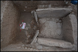 Mesopotamia tomb sacrifices