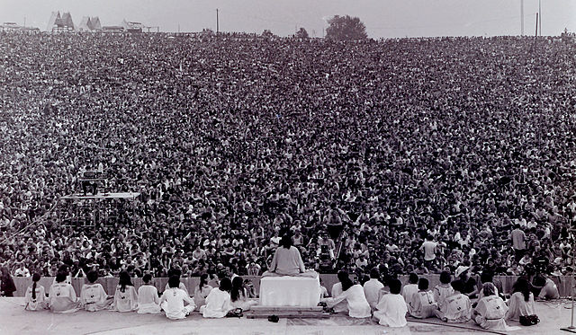 Woodstock 50 years