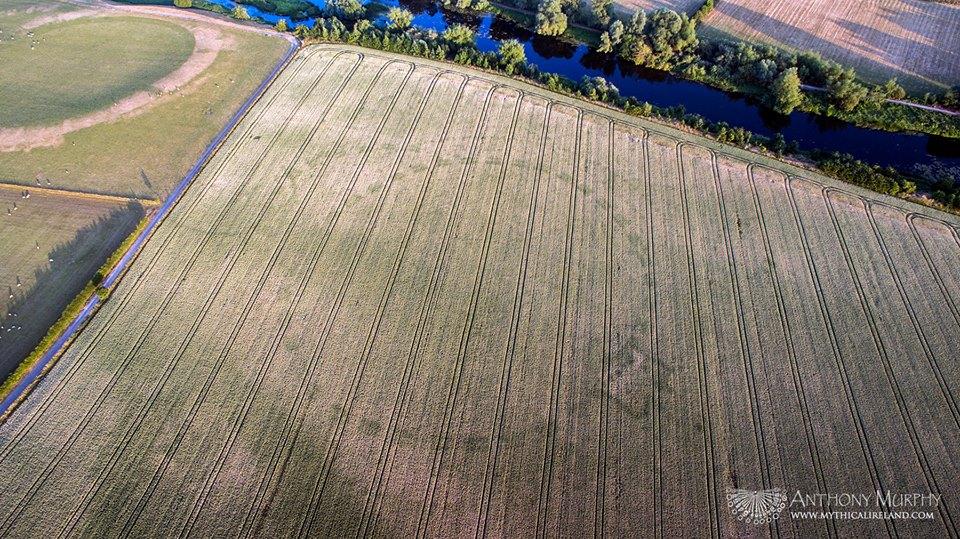 Ireland henge site