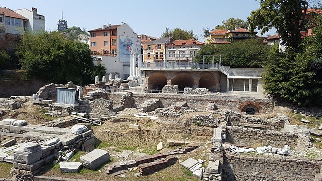 Bulgaria Philippopolis Odeon