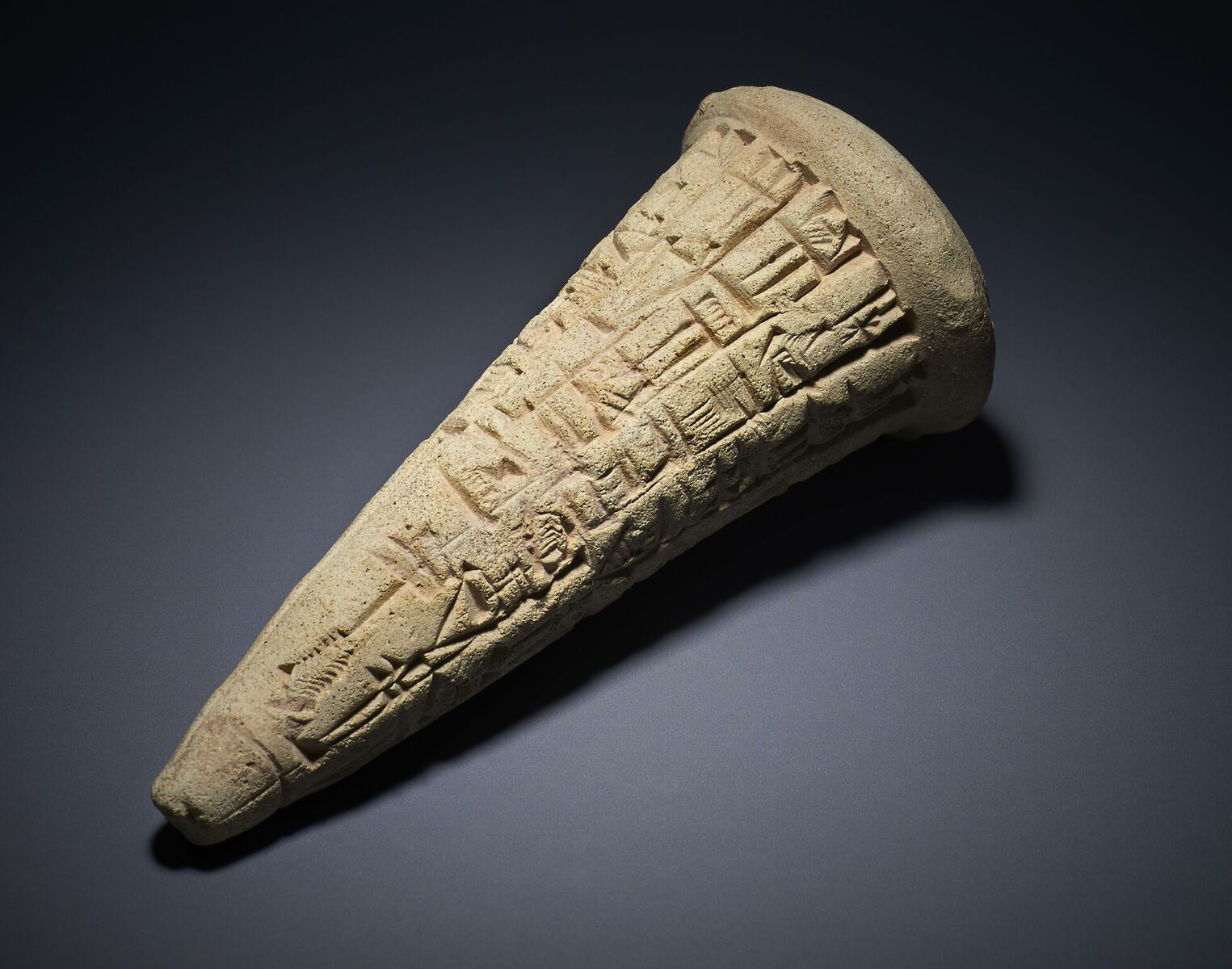 Iraq repatriated artifact