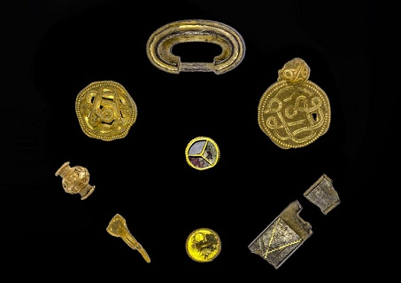 Denmark gold treasure