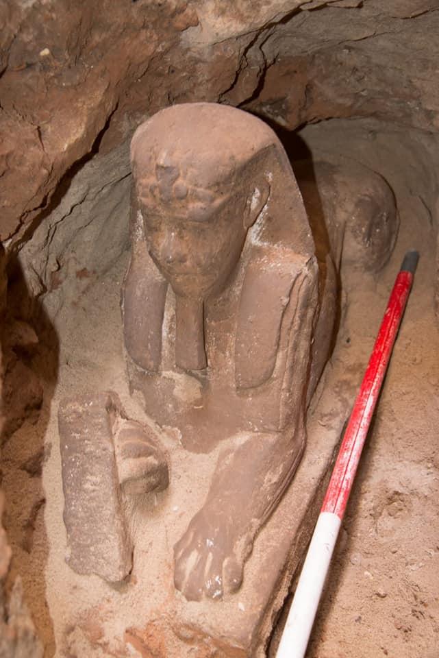 Egypt Aswan sphinx