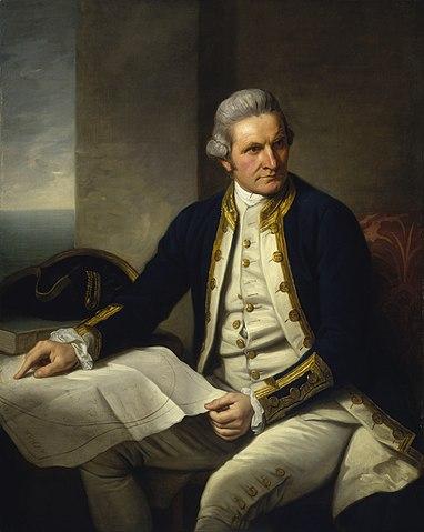 Endeavor James Cook