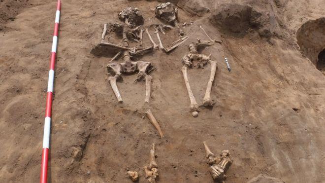 England Roman cemetery