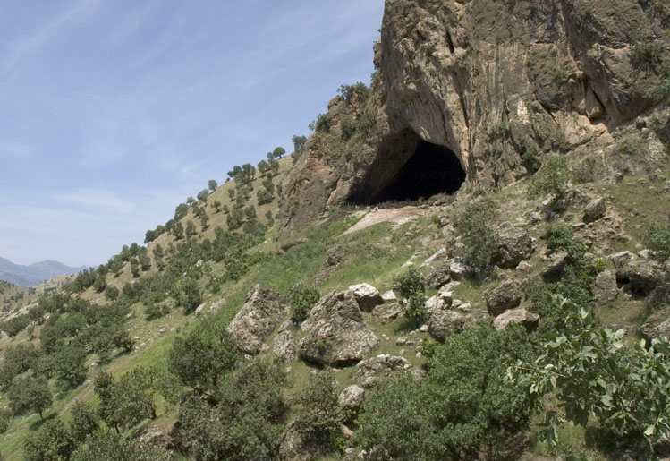 Shanidar Cave Neanderthals