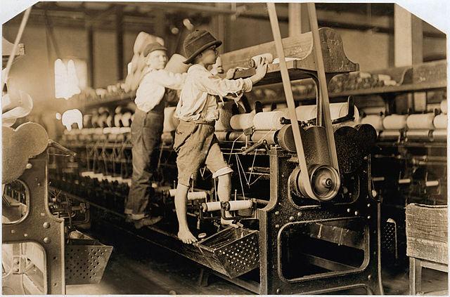 child labor antiquity
