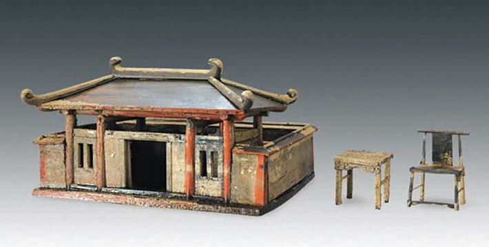 China Song Model House