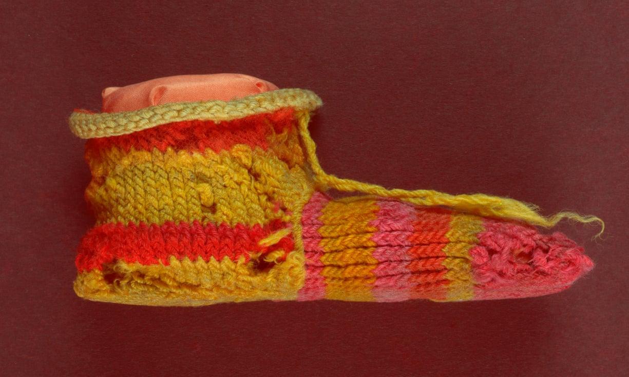 Sock from Roman Egypt Anaylzed