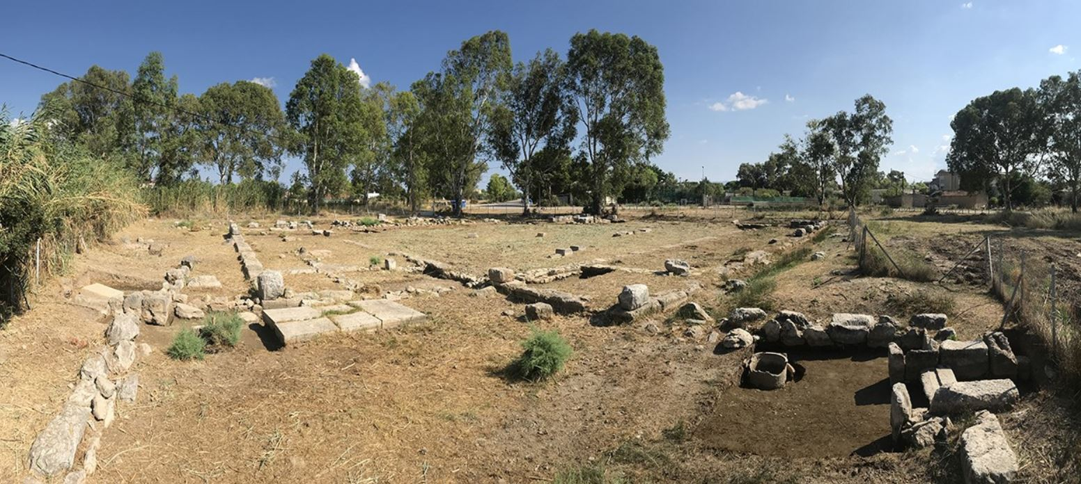Ancient Gymnasium Uncovered on Greek Island of Evia