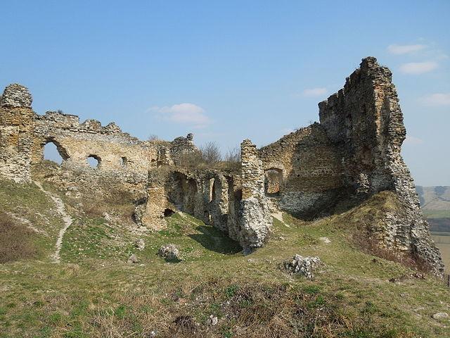 Castle Corridor Discovered in Slovakia