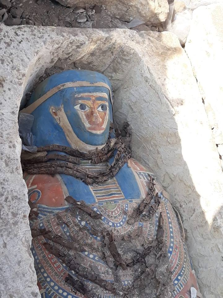 Dahshur royal necropolis