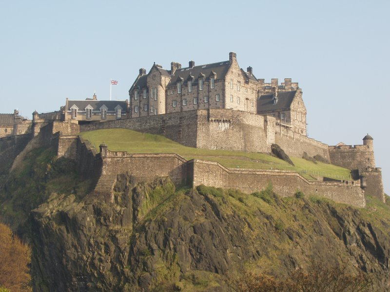 Edinburgh Castle Trebuchet