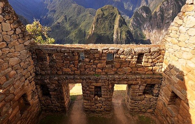 Machu Picchu earthquake