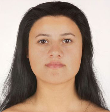 Fresh DNA Analysis Revises Bronze Age Woman's Appearance