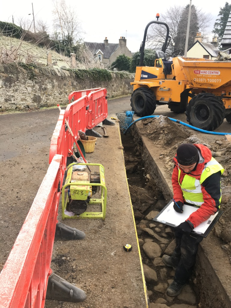 Foundations of Medieval Friary Found