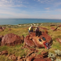 Whalers' Rock Art Recorded in Northwestern Australia - Archaeology Magazine