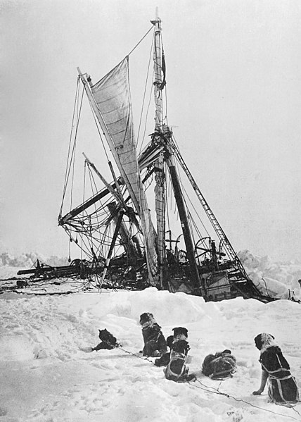 Expedition Abandons Search for Shackleton's Endurance