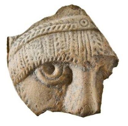 Terracotta Fragment in Bulgaria May Depict Roman Emperor