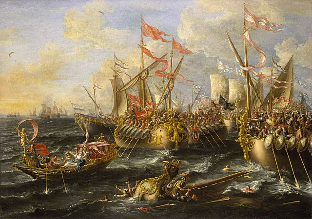 Monument Offers Clues to Size of Cleopatra's Unwieldy Ships