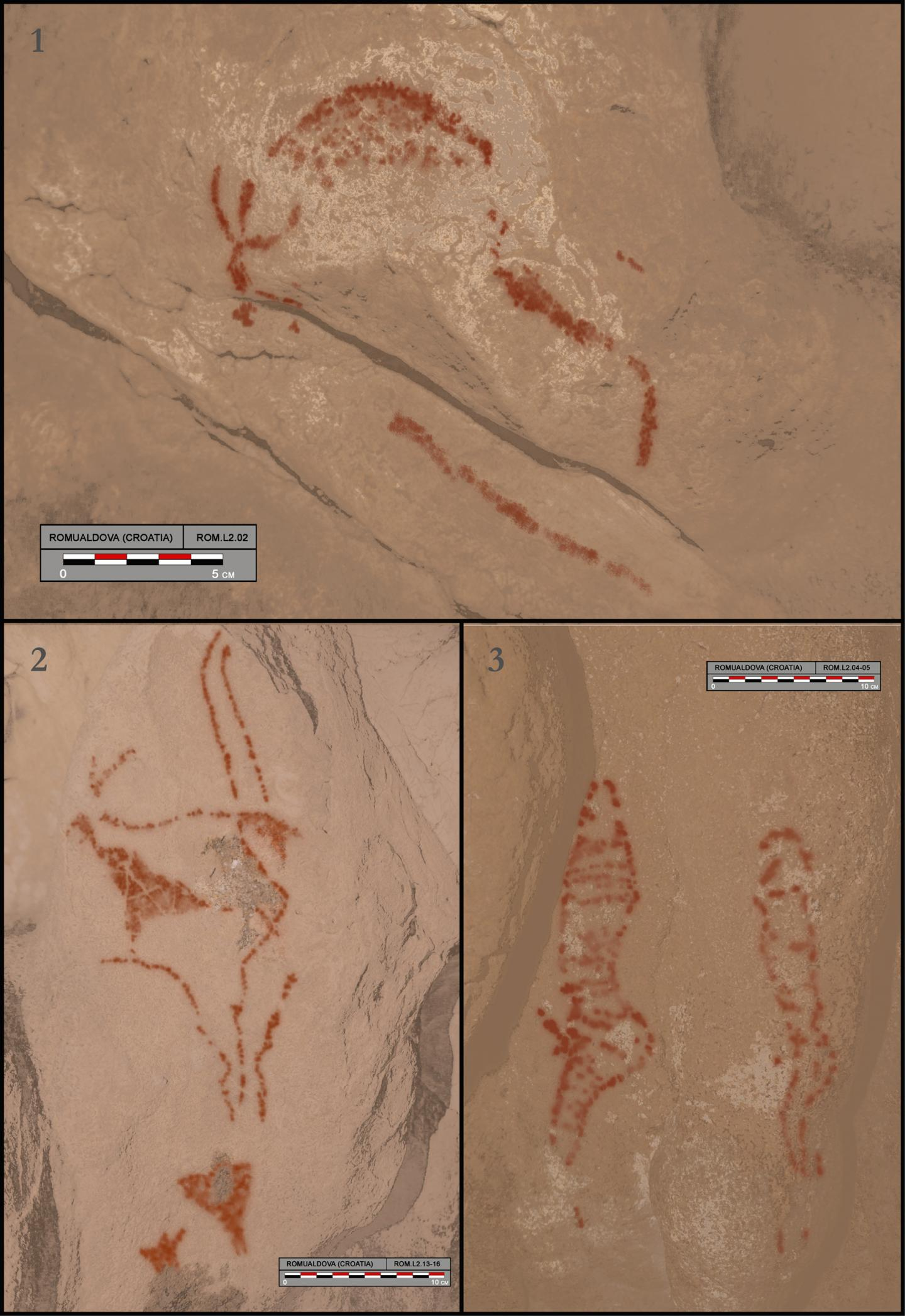 First Upper Paleolithic Cave Art Found in the Balkans