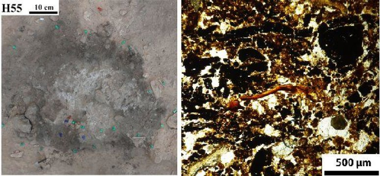 Neanderthal Hearths in Spain Anaylized