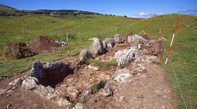 Who Was Buried in Megalithic Tombs?