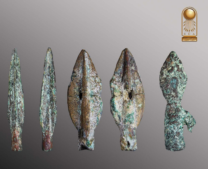 26th-Dynasty Military Castle Discovered in Egypt - Archaeology Magazine