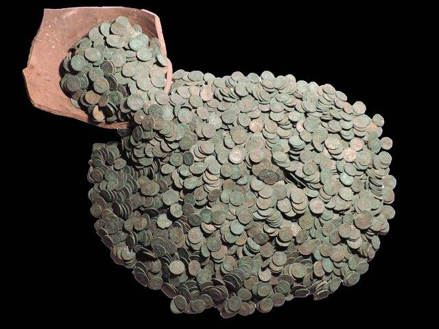 Cache of Roman Coins Found in Eastern England