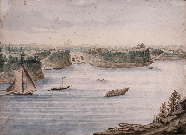 19th-Century Military Complex Unearthed in Canada - Archaeology Magazine