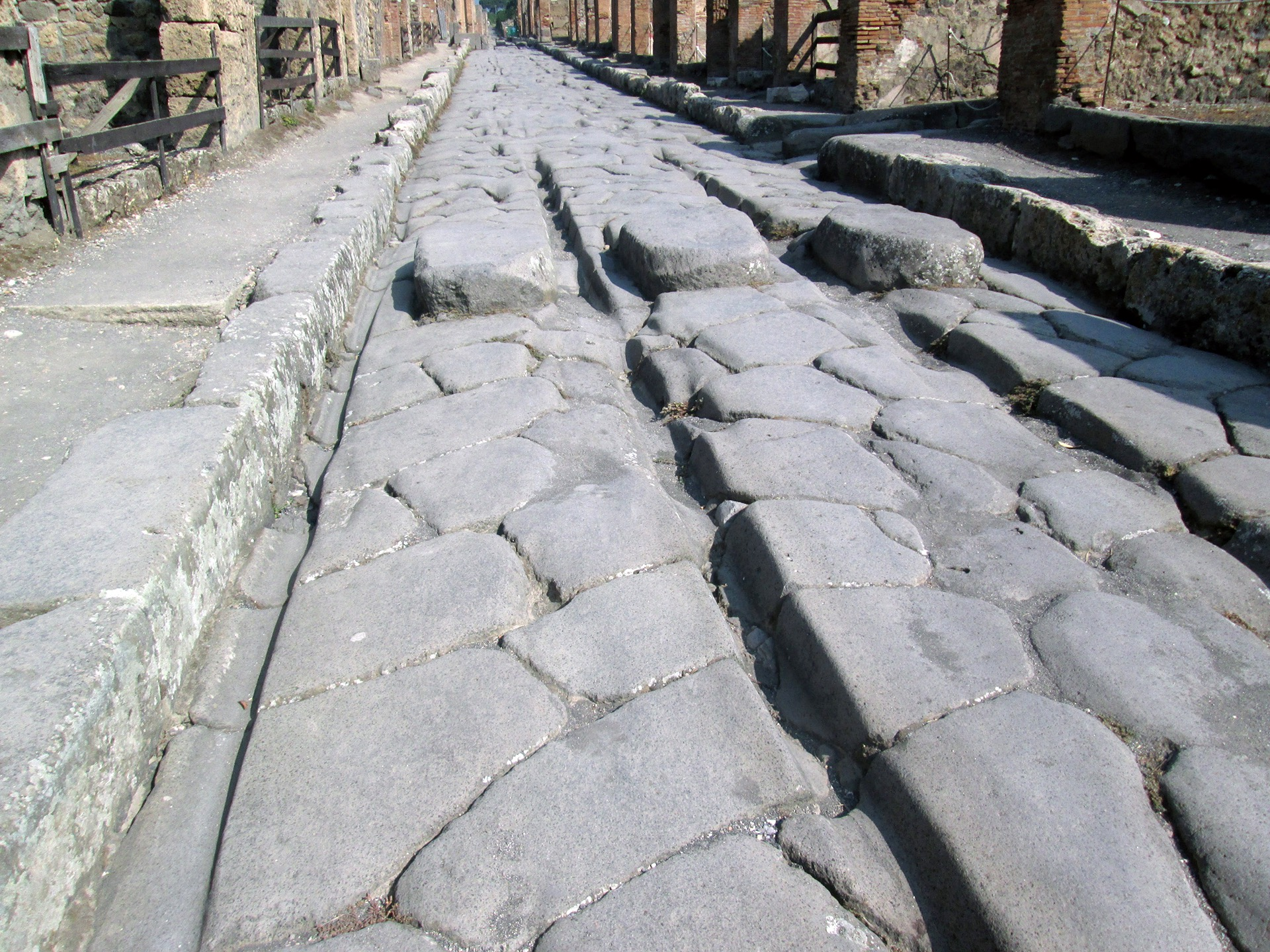 Romans May Have Repaired Roads with Molten Iron - Archaeology Magazine