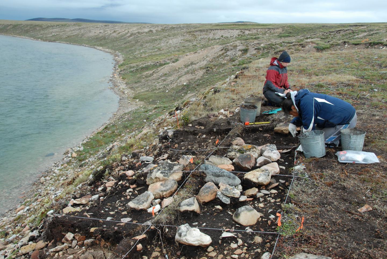Genetic Study Examines Arctic Hunter-Gatherers - Archaeology Magazine