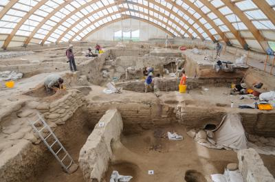 Overcrowding May Have Led to Violence at Çatalhöyūk - Archaeology Magazine