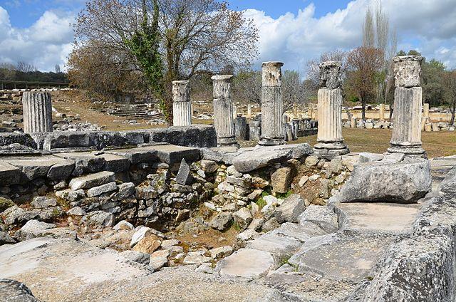 Excavation Uncovers Turkey's Sacred Road - Archaeology Magazine