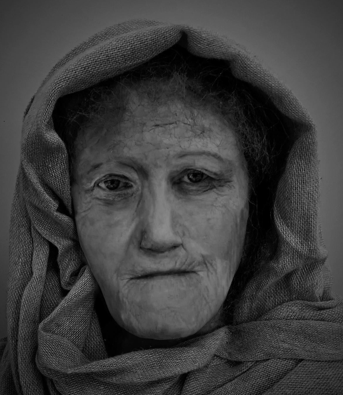 Possible Iron Age Celtic Woman's Face Reconstructed  - Archaeology Magazine