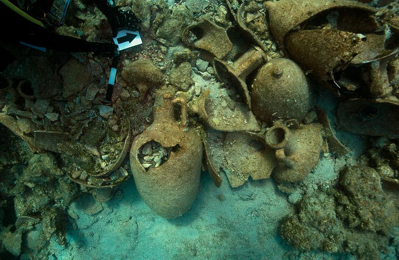Ancient Shipwrecks Discovered in the Aegean - Archaeology Magazine