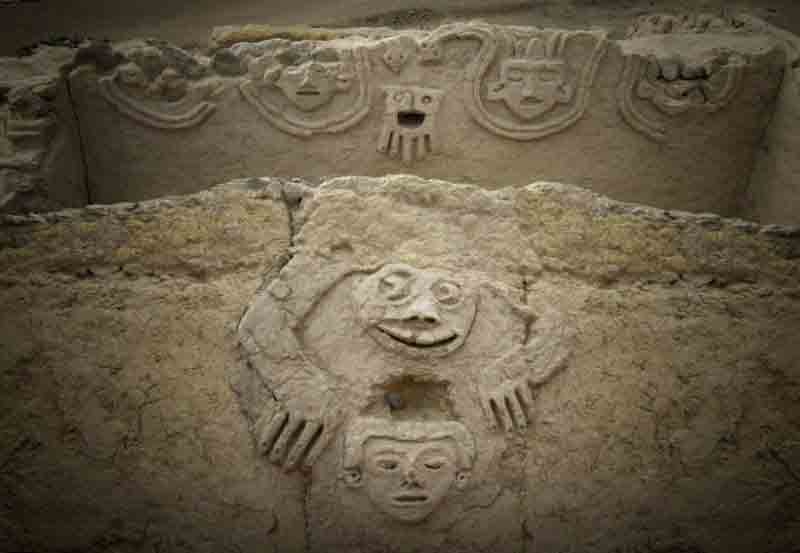 Toad Mural Unearthed in Peru  - Archaeology Magazine