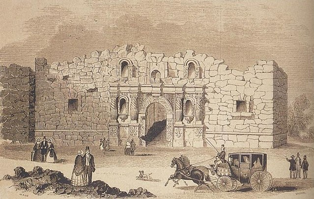 Texas The Alamo