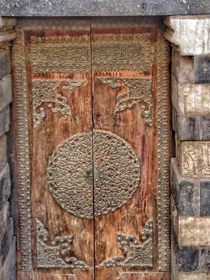 Fifteenth-Century Ornament Returned to Old Cairo Mosque