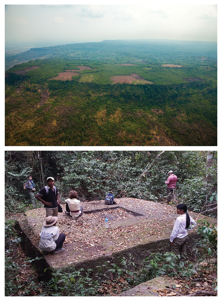 Ancient City Identified as Early Khmer Capital